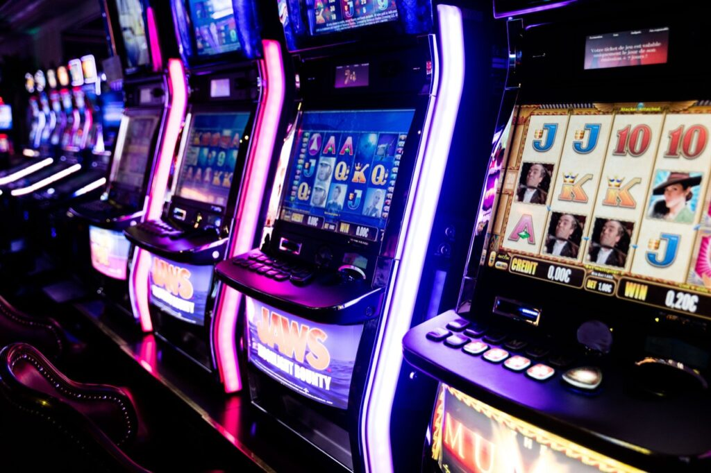 Slots With Scary Themes